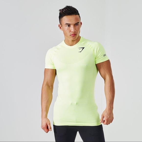 918ca62ab0559 Gymshark Shirts | Seamless Shirt | Poshmark